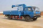 飞涛牌HZC5141JSQ型随车起重运输车