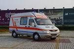 畅达牌NJ5048XJH39型医疗救护车图片