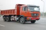 万荣牌CWR3251DMSX464型自卸汽车