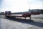 雄风牌SP9390TDP型低货台运输半挂车图片