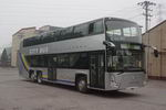 京华牌BK6126S1型双层城市客车