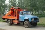 宝涛牌JHX5070TGC型洗井管汇车图片