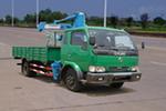 飞涛牌HZC5081JSQ型随车起重运输车