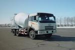 万荣牌CWR5253GJBC型混凝土搅拌运输车