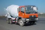 万荣牌CWR5258GJBB型混凝土搅拌运输车
