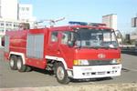 飞雁牌CX5170TXFGP50型干粉泡沫联用消防车