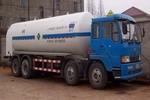园字牌YPV5301GDY型低温液体运输车