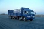 解放牌CA5280CLXYP4K2L11T4A70型平头8X4仓栅式载货汽车图片