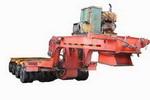 明威11.3米36.2吨其它低平板半挂车(NHG9550TD)