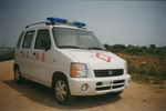 北斗星牌CH5016XXJA血浆运输车图片