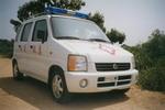 北斗星牌CH5016XXJ血浆运输车图片