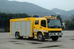 迪马牌DMT5110TQXJY型抢险救援车图片