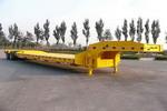 迅力16.8米23吨4轴低平板半挂车(LZQ9370TDP)