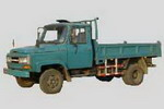 川路牌CGC3050B型自卸汽车