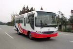 山川牌SCQ6750N型客车