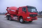 徐工-利勃海尔牌XZJ5258GJBN3648W型混凝土搅拌运输车图片