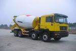 徐工-利勃海尔牌XZJ5312GJBJS306型混凝土搅拌运输车图片