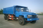 川江后双桥,后八轮自卸车国二218马力(CJQ3250D)
