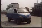 鹤云牌CQJ5020ZLJ型自卸式垃圾车