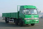 解放牌CA1220P1K2L10T3A型6X2平头柴油载货汽车图片