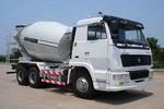 徐工-利勃海尔牌XZJ5258GJBN3246F型混凝土搅拌运输车图片