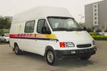 侨星牌QXQ5040XTY型体检医疗车