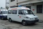畅达牌NJ5047XJH型医疗救护车