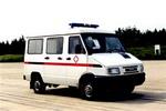 依维柯牌NJ5037XJH2型依维柯救护车
