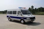 依维柯牌NJ5046XQC2N1型依维柯囚车