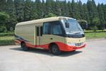 牡丹牌MD5048XXYA2DE型厢式运输车图片