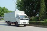 东风牌EQ5040XXYR14D3AC型厢容可变车图片