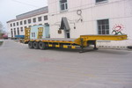 建成牌JC9401型低平板半挂运输车图片