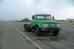 解放后双桥,后八轮6X4长头柴油半挂牵引车261马力(CA4228K2R5T1)