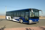 安凯牌HFF6112GK50型电动城市客车图片