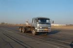 解放后双桥,后八轮平头浮轮牵引车261马力(CA4250P4K2T6A70)
