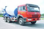 长春牌CCJ5253GJBC型混凝土搅拌运输车图片