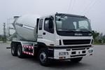 徐工-利勃海尔牌XZJ5251GJB51K型混凝土搅拌运输车图片