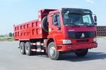 神马牌HEL3257ZM4347W型自卸汽车