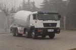 万荣牌CWR5314GJBSJS306型混凝土搅拌运输车