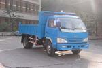 蓝箭单桥自卸车国二110马力(LJC3070K41)