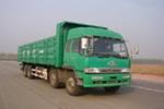 长城牌HTF3240P4K2T4型8X4平头柴油自卸汽车图片