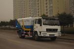 鹤云牌CQJ5120ZLJ型自卸式垃圾车