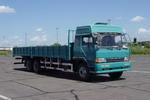 解放后双桥,后八轮平头6X4货车211马力16吨(CA1250P11K2L3T1A91)
