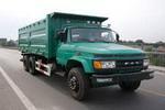 长城牌HTF3257K2T1A型柴油自卸汽车图片