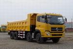 军马前四后八自卸车国二280马力(EXQ3240AX)