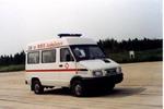 依维柯牌NJ5037XJH型依维柯救护车