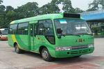 骏威牌GZ6590B型客车图片2