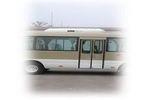 骏威牌GZ6590B型客车图片3
