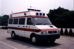 依维柯牌NJ5046XJH6型依维柯救护车