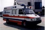 依维柯牌NJ5046XJH5型依维柯救护车